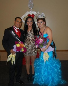 Latino pageant 2013